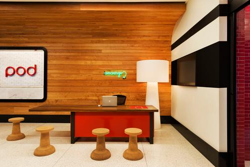 Pod 39 - New York - Front desk