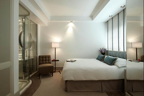 Lanson Place Hotel - Hong Kong - Bedroom