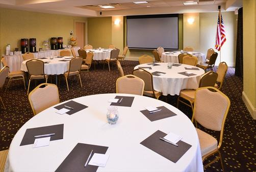 Hampton Inn & Suites-Atlantic Beach - Pine Knoll Shores - Conference room