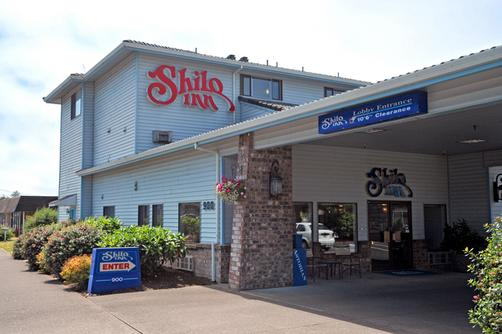 Shilo Inn Suites - Seaside East - Seaside - Building