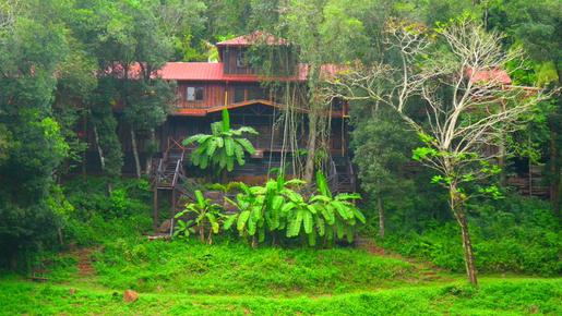 Yucuma Lodge - El Soberbio - Building