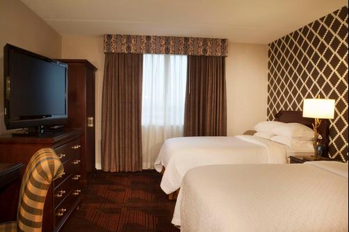 Embassy Suites Syracuse - East Syracuse - Bedroom