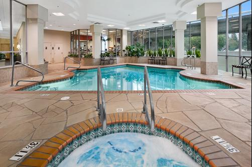 Embassy Suites Walnut Creek - Walnut Creek - Pool