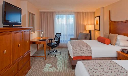 Hilton Tampa Downtown - Tampa - Bedroom