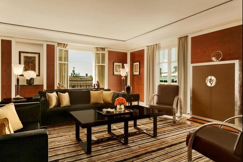 Hotel Adlon Kempinski - Berlin - Living room