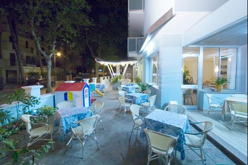 Hotel King - Cesenatico - Outdoors view
