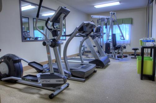 Baymont Inn & Suites Dallas/ Love Field - Dallas - Gym