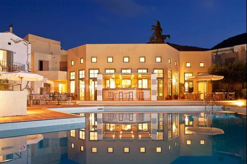 Galaxy Villas - Chersonisos - Pool