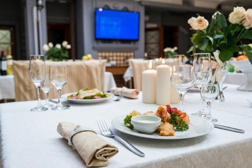 Marins Park Hotel - Rostov on Don - Food
