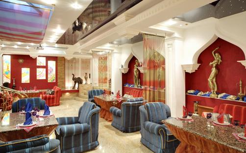 Marins Park Hotel - Rostov on Don - Restaurant
