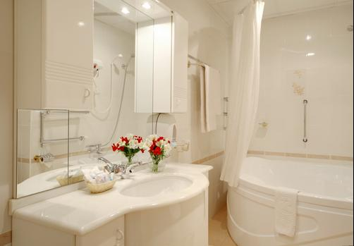 Marins Park Hotel - Rostov on Don - Bathroom