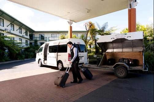 Jet Park Airport Hotel - Auckland
