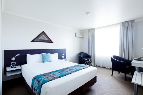 Jet Park Hotel & Conference Centre - Auckland - Bedroom