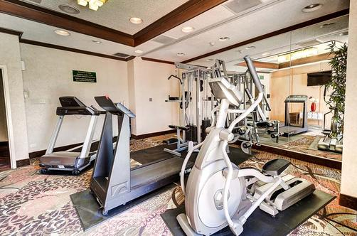 Quality Inn Central - Denver - Gym