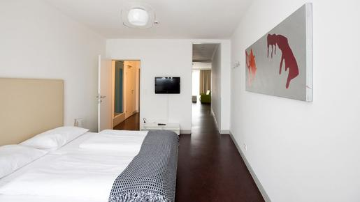 Stanys Das Apartmenthotel - Vienna - Bedroom