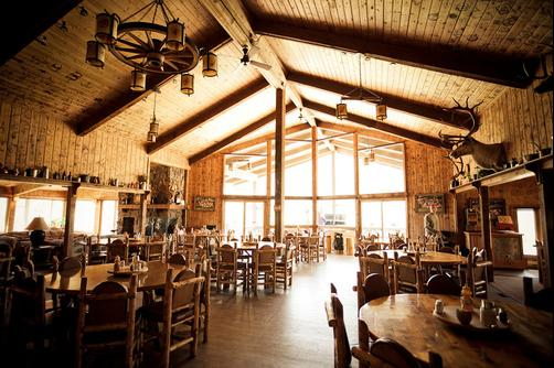 Lost Valley Ranch - Sedalia - Restaurant