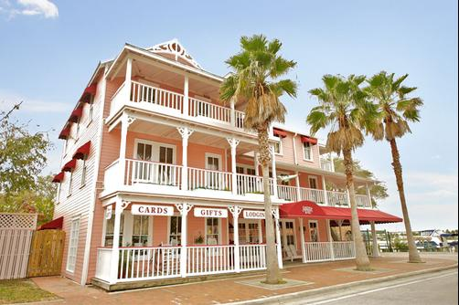 The Riverview Hotel - New Smyrna Beach - Building