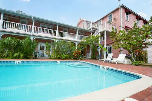 The Riverview Hotel - New Smyrna Beach - Pool