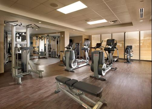Eb Hotel Miami - Miami Springs - Gym