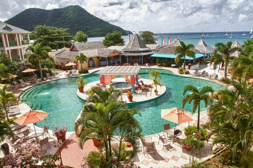 Bay Gardens Beach Resort - Gros Islet
