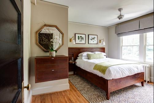 Oakhurst Inn - Charlottesville - Queen bedroom