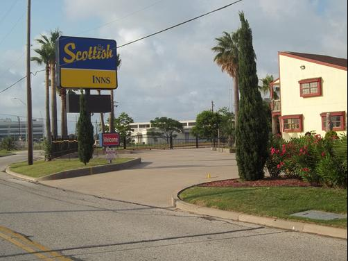 Scottish Inn Galveston - Galveston - Building