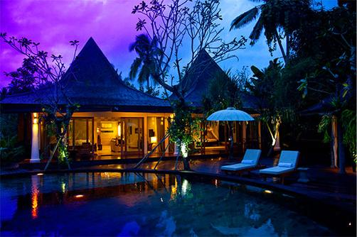 Pandawas Villas - Ubud - Outdoors view