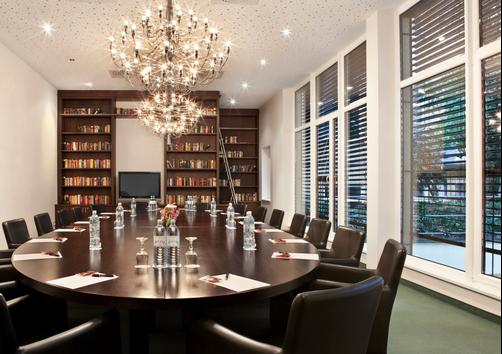 Fleming's Hotel Wien-Westbahnhof - Vienna - Conference room