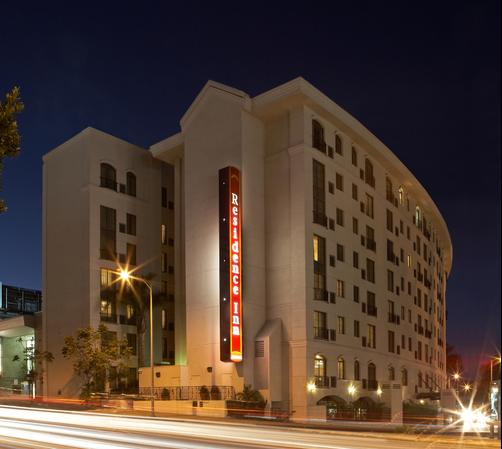 Residence Inn by Marriott Beverly Hills - Los Angeles - Building