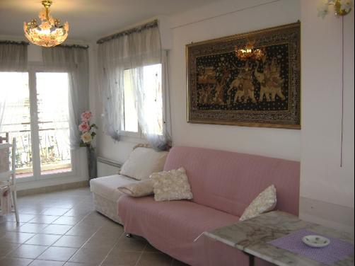 Boite d'Amour - Cannes - Living room