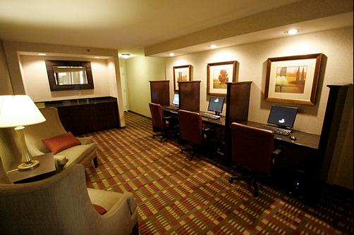 Best Western PREMIER Nicollet Inn - Burnsville - Business center