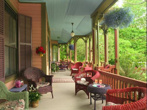 Rookwood Inn - Lenox - Patio