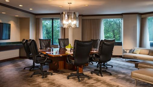 Washington Dulles Marriott Suites - Herndon - Conference room
