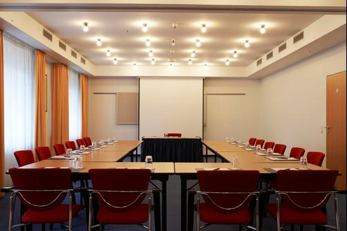InterCityHotel Frankfurt Airport - Frankfurt am Main - Conference room