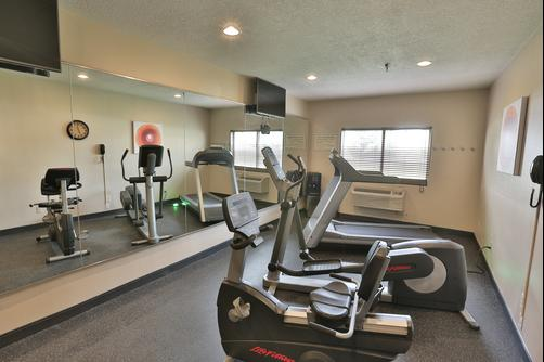 Best Western Plus The Four Corners Inn - Farmington - Gym