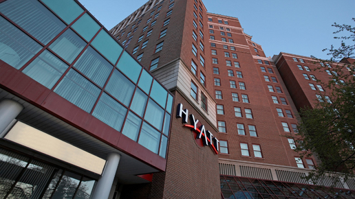 Hyatt Regency Buffalo Hotel And Conference Center - Buffalo