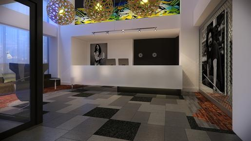 Brookshire Suites - Baltimore - Lobby