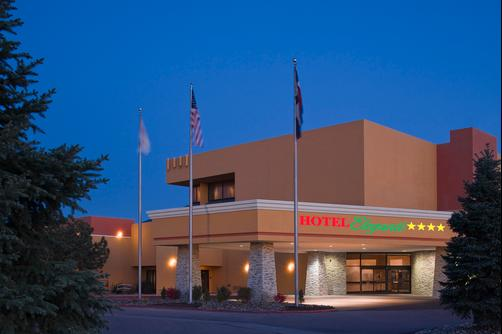 Hotel Eleganté Conference & Event Center - Colorado Springs - Building