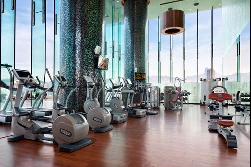 Hotel Icon - Kowloon - Gym