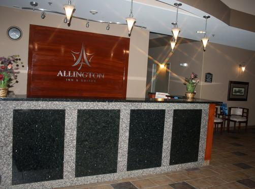 Allington Inn & Suites Kremmling - Kremmling - Front desk