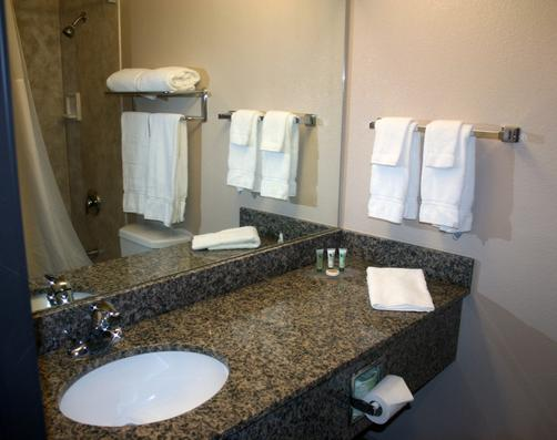Allington Inn & Suites Kremmling - Kremmling - Bathroom