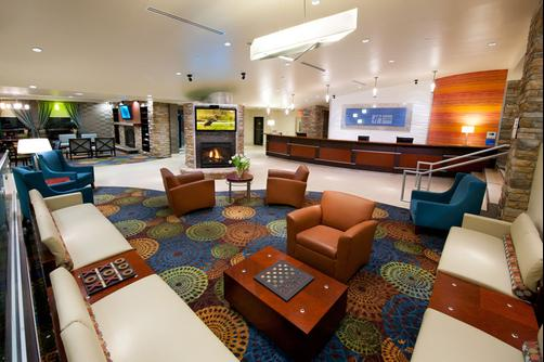 Holiday Inn Express & Suites Pittsburgh West - Greentree - Pittsburgh - Lobby