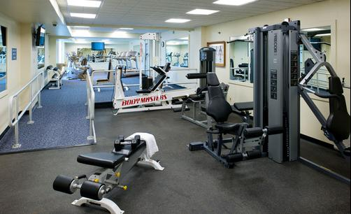 Holiday Inn Express & Suites Pittsburgh West - Greentree - Pittsburgh - Gym