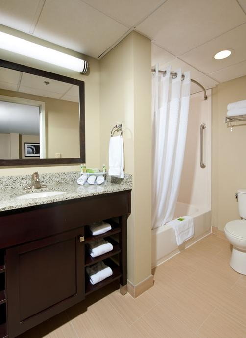 Holiday Inn Express & Suites Pittsburgh West - Greentree - Pittsburgh - Bathroom