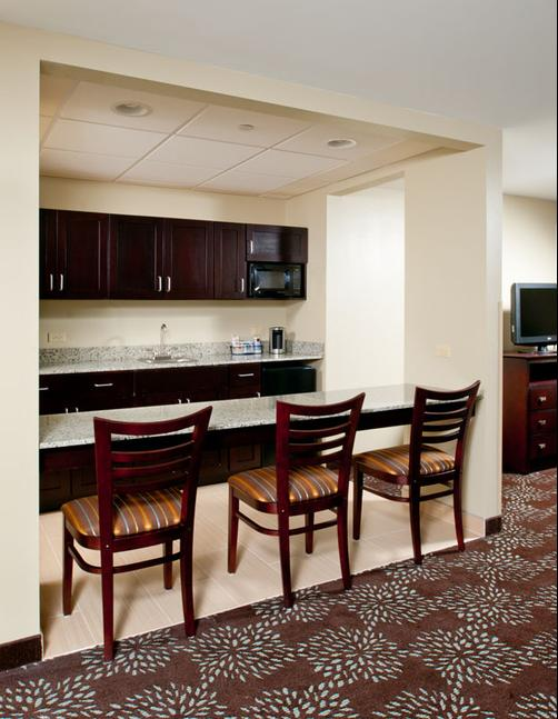 Holiday Inn Express & Suites Pittsburgh West - Greentree - Pittsburgh - Kitchen