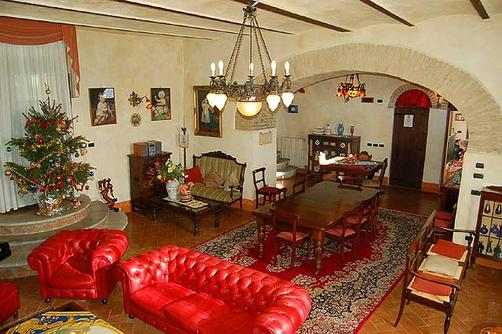 B&B Biribino - Citta Di Castello - Living room
