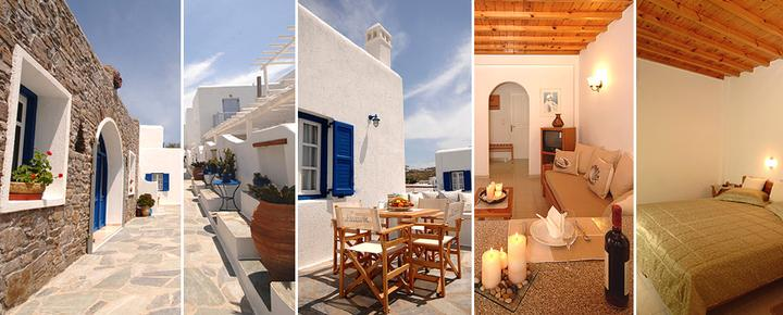 Filoxenia Apartments - Mykonos - Outdoors view