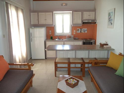 Filoxenia Apartments - Mykonos - Kitchen