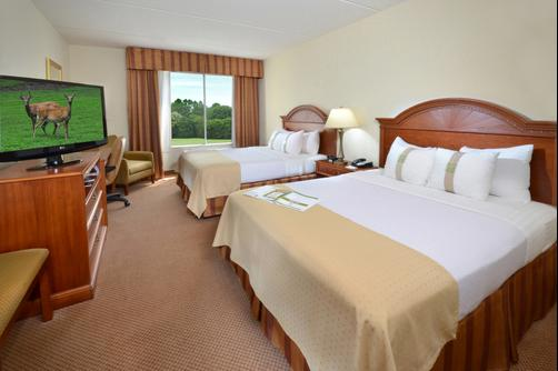 Holiday Inn Raleigh-Durham Airport - Morrisville - Bedroom