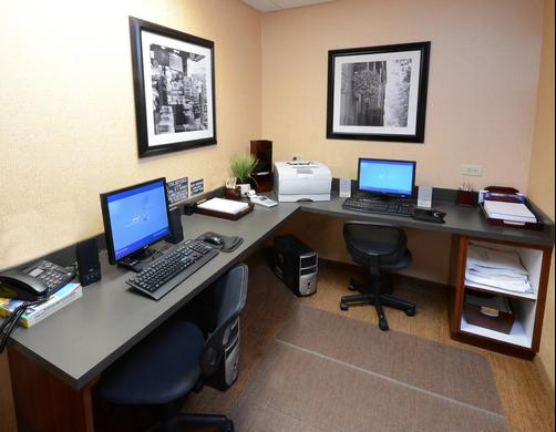 Hampton Inn Raleigh-Capital Blvd. North - Raleigh - Business center